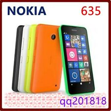 "Nokia Lumia 635 Windows Phone 4.5"" Quad Core 1.2GHz 8G ROM 5.0MP Smartphone"