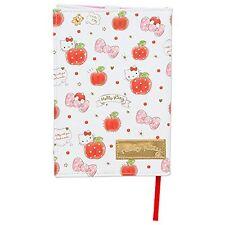 68e98b162 Hello Kitty SANRIO Book Cover (Apple) NEW Cute F/S