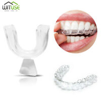 Teeth Whitening Mouth Trays Bleaching Gum Sleep Shield Grinding Protect Tray