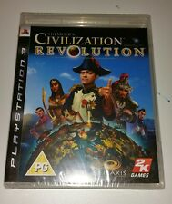 SID MEIER's Civilization Revolution PS3 New Sealed UK PAL  Sony PlayStation 3