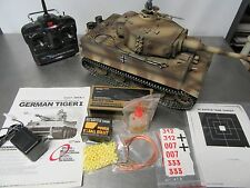 Imex Taigen Tiger Tank (Metal Edition), RTR AirSoft 2.4 GHz 1/16  Tank TAG12040