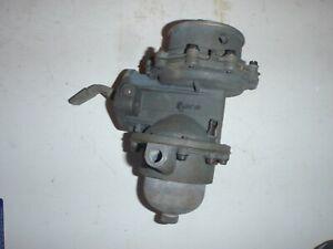REBUILT Fuel & Vacuum Pump 1941-1950 Nash 600 Statesman w/ OD, Hydramatic # 7406