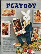 """January 1973 PLAYBOY MAGAZINE, CARROLL O'CONNOR INTERVIEW, Pete Turner 'Erotica"""""""