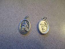 St Saint Roch Patron Saint of Surgeons  -  Medal ONLY