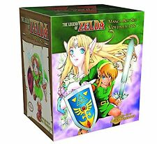 The Legend of Zelda Complete Akira Himekawa Anime Manga Book Volume 1-10 Box Set