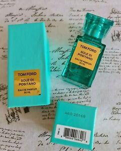 Tom Ford Sole Di Positano  Eau De Parfum 1.7 Oz 50 Ml  New in Box Sale!