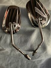 Harley Davidson Stock Mirrors Heritage Fatboy Road King Sportster