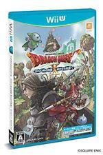 Wii U Dragon Quest X 5000 Year Journey to a Faraway Hometown Nintendo Wiiu