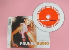 CD Singolo PAULINA RUBIO LO HARE POR TI 2000 UNIVERSAL 015 226-2 no mc lp (S32)