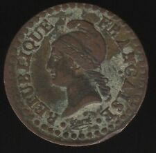 More details for 1798-1799a france l' an 7 centime coin | european coins | pennies2pounds