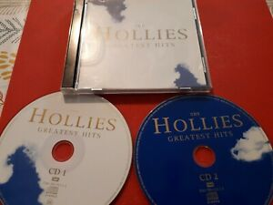 The Hollies Greatest Hits 2 disc  CD