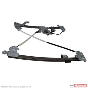 Window Regulator  Motorcraft  WLR108