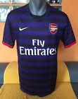ARSENAL FC 2012/13 Away Football Shirt Trikot Soccer Jersey Camiseta Maillot AFC