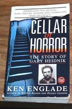 KEN ENGLADE Cellar Of Horror (rev) GARY HEIDNIK STORY 8 pp/photo PHILADELPHIA PA