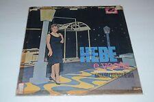 Hebe Camargo~E Voces~Arranjos E Regencia De Gaya~Polydor 4.066~FAST SHIPPING