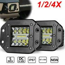 12V LED Work Light Bar Flood Spot Lights Driving Lamp Offroad Car Truck SUV UK
