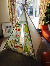 Summer Themed fabric - Beautiful WIGWAM, TEEPEE, PLAY TENT
