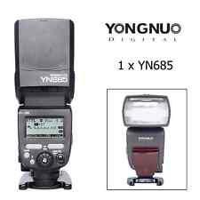 Yongnuo YN685 Wireless E-TTL HSS Flash Speedlite for Canon YN560TX RF-605