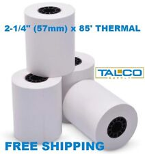 100 Samsung 2 14 X 85 Thermal Receipt Paper Rolls Fast Free Shipping