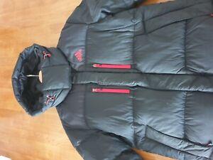 Adidas vintage Puffer Jacket