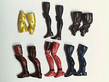 Marvel Legends Loose Legs Lot Fodder Parts & Accessories for Custom Figure