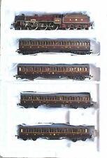 Treno passaggeri a vapore LMS Hornby scala H0 inglese