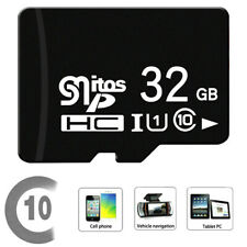 32GB Micro SD Card Class 10 TF Flash Memory Card Mini SDHC SDXC DASHCAM PHONE CN