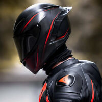 Motorcycle full face helmet carbon Casco De Moto DOT Casque Kask Motocross