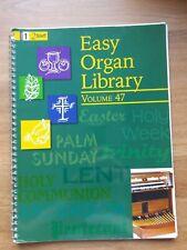 Orgel ? Easy Organ Library (2010) ? Großer Sammelband (98 S.), *Selten!*