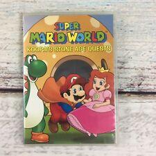 1991 Super Mario World DVD, Koopa's Stone Age Quests EUC