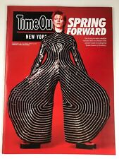 David Bowie Stunning Cover Carrie Fisher Time Out New York