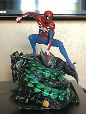Marvel Spider-Man PS4 Collectors Edition STATUE ONLY BRAND NEW spiderman