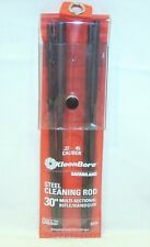 Kleen Bore Safariland .22-.45 Rifle Gun Handgun Sectional Steel Cleaning Rod 30""