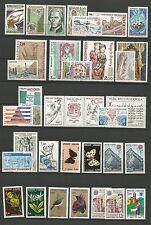 ANDORRE un lot de timbres neufs /B3TAn
