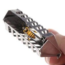 Bee Cage Prisoner Stainless Steel Queen Beekeeping Tools Equipment Accessories