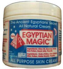 NEW 100% Natural AUTHENTIC Egyptian Magic All Purpose Skin Cream 4oz,EXP 7/2022