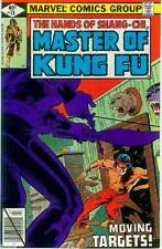 Master of Kung-Fu # 78 (Mike Zeck) (USA, 1979)