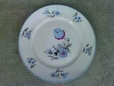 assiette art deco LIMOGES FRANCE W.G.& Co porcelaine DECOR GEOMETRIQUE