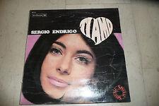 """SERGIO ENDRIGO""""TI AMO disco 33 giri RCA Italy 1967 nr Catalogo KIT 21"""""""