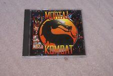 1993 Mortal Kombat EP CD The Immortals