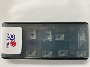 APKT 1003PDER CARBIDE MILLING INSERTS(Read Description For My Quality Guarantee)