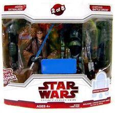 Anakin Skywalker & Cortosis Battle Droid Action Figure 2-Pack #2 of 5