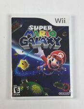 Super Mario Galaxy (Nintendo Wii, 2007) Factory Sealed EXCELLENT