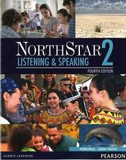 NorthStar Listening and Speaking 2 with MyEnglishLab 4th Ed