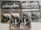 ww1 stereoview collection of 11 images from the great war