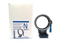 Novoflex ASTAT-CN Stativschelle für Nikon & Canon Objektiv  Blau * Fachhändler *