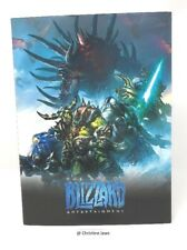 The Art of Blizzard Entertainment Hardcover Collectible - Video Game Book - NEW
