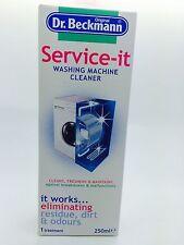 Dr Beckmann Service It Washing Machine Cleaner 250ml Service-it
