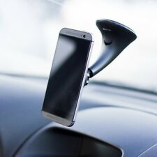 SUPPORTO MAGNETICO UNIVERSALE AUTO PORTA SMARTPHONE CELLULARE GPS VENTOSA  V4161
