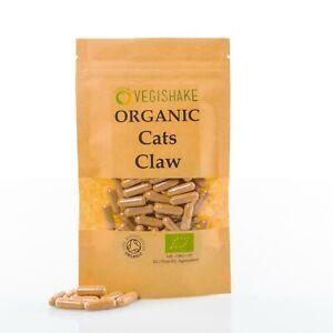 Organic Cats Claw Vegan HPMC Capsule Digestion Anti-inflammatory & Digestion